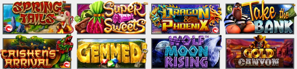Betsoft Gaming Slots