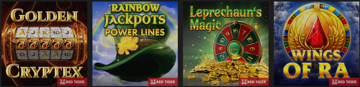 Red Tiger Casino Software