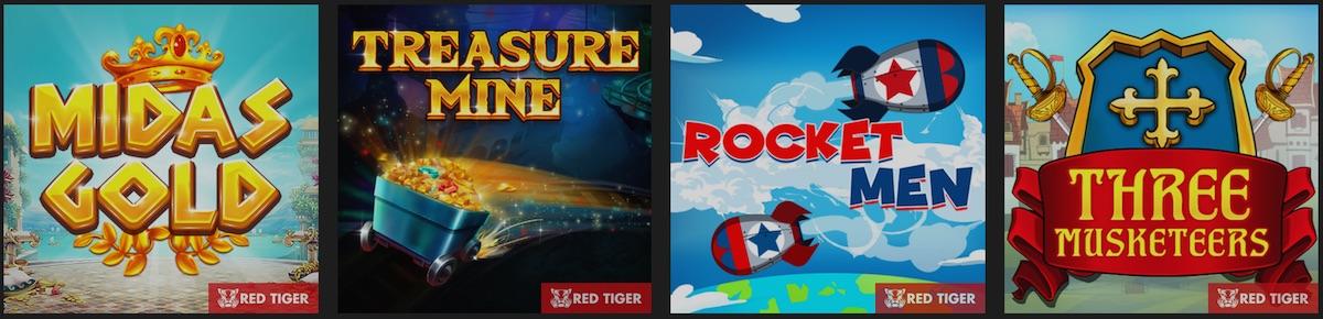 Red Tiger Online Slots