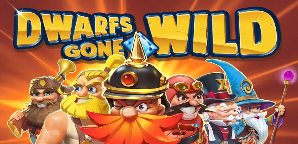 Dwarfs gone Wild Online Slot