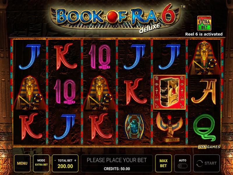 Gratis Spiel Book Of Ra