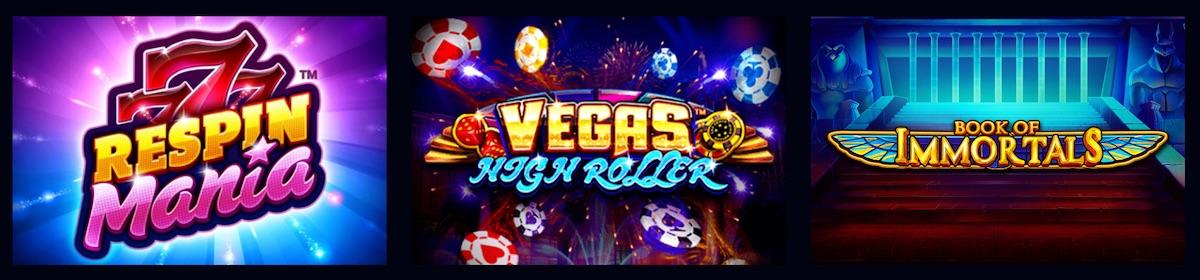 Genesis Casino Slots