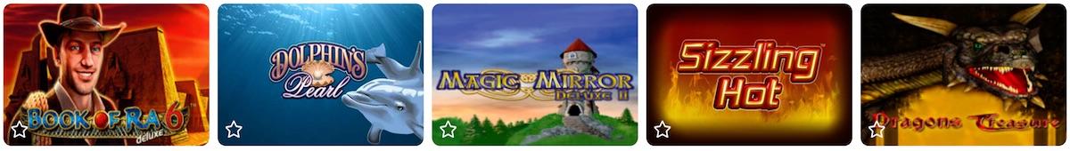 Ares Casino Online Slots