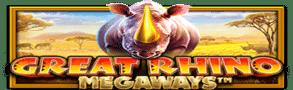 Great Rhino Megaways Gratis Spielen und Bonus