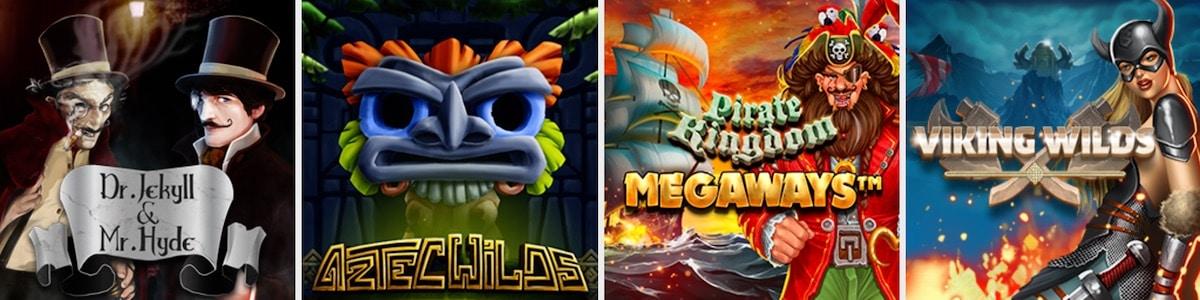Iron Dog Studio Kostenlose Spiele und Slots