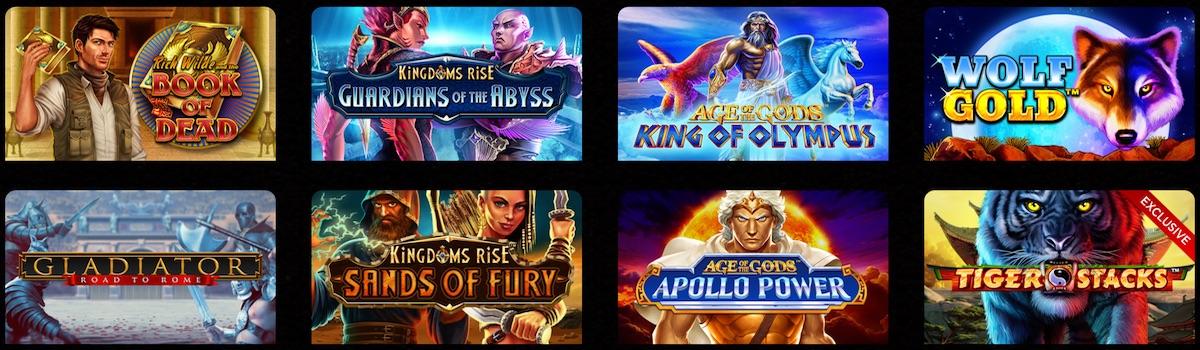 CasinoCom Slots