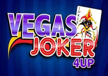 Vegas Joker 4 Up Gratis