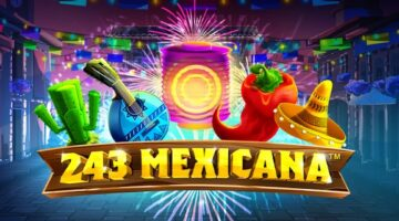 243 Mexicana Slot