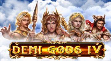 Demi Gods 4 Slot Spinomenal