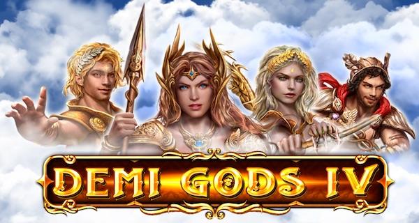 Demi Gods 4 Gratis Spielen