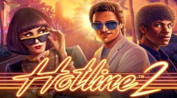 Hotline 2 Slot Netent
