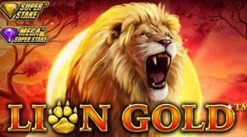 Lion Gold Stakelogic Slot