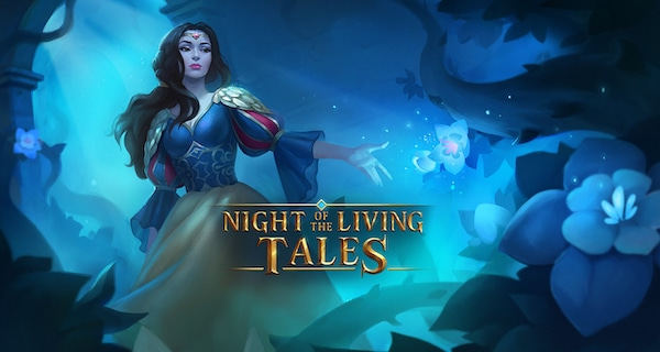 Night of the Living Tales Slot