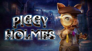 Piggy Holmes Slot GameArt