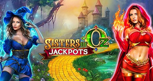 Sisters of Oz Jackpot Gratis Spielen