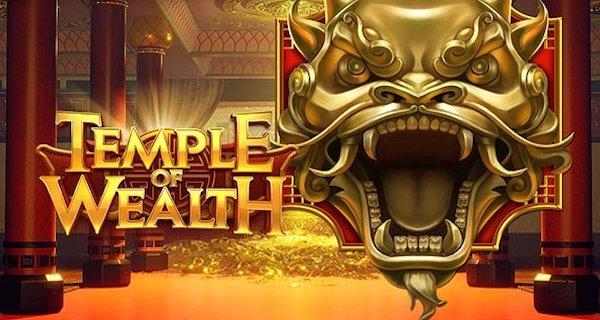 Temple of Wealth Gratis Spielen