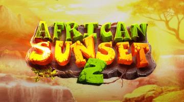 African Sunset 2 GameArt