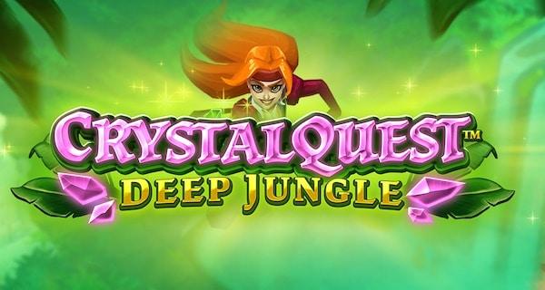 Crystal Quest Deep Jungle Gratis Spielen