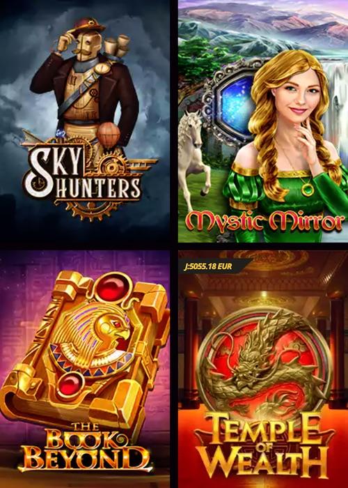 LVbet Casino Spiele