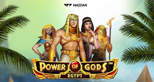 Power of Gods Egypt Gratis Spielen