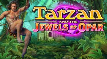 Tarzan Slot Gamesburger