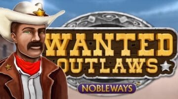 Wanted Outlaws Microgaming
