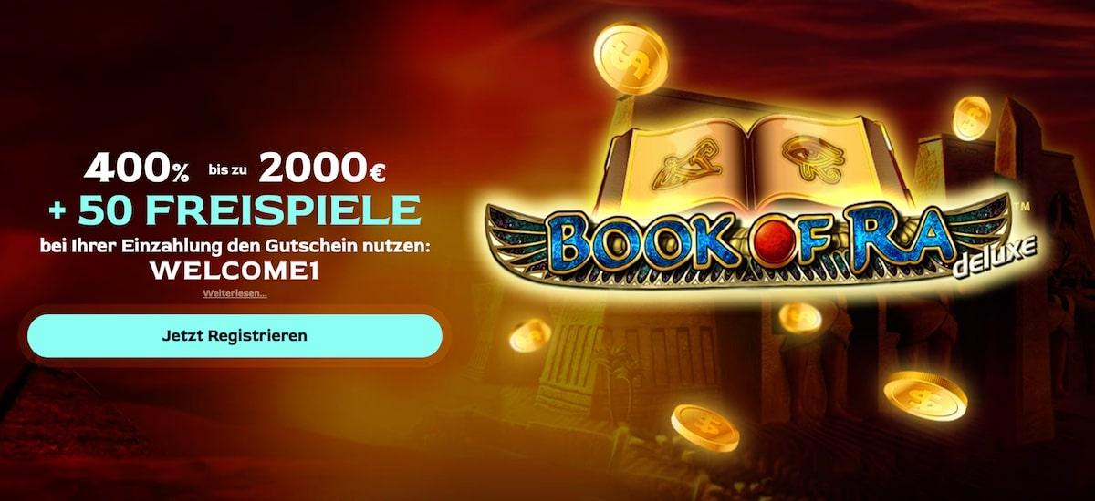 Book Of Ra Online Echtgeld Bonus