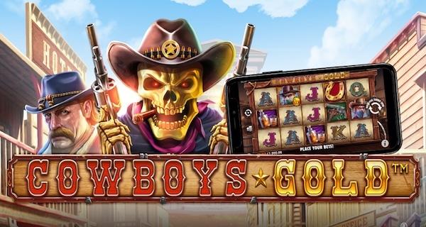 Cowboys Gold Gratis Spielen