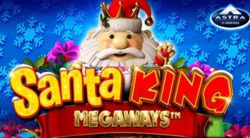 Santa King Megaways Inspired Gaming