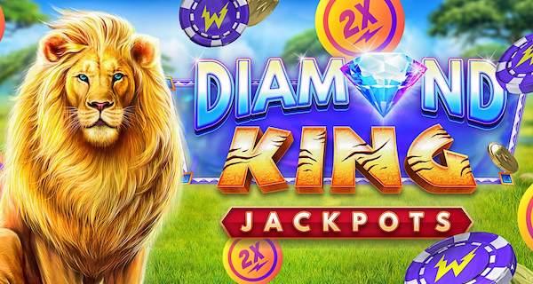 Diamond King Jackpots Gratis Spielen