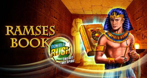 Ramses Book Double Rush Gratis Spielen