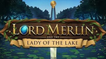 Lord Merlin and the Lady of the Lake