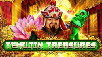 Temujin Treasures Gratis Spielen