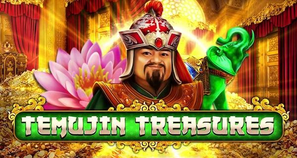 Temujin Treasures Slot