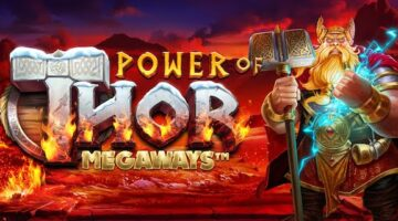 Power of Thor Megaways Gratis Spielen