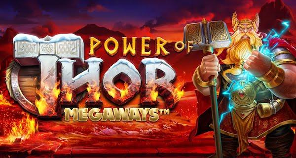Power of Thor Megaways Slot Gratis